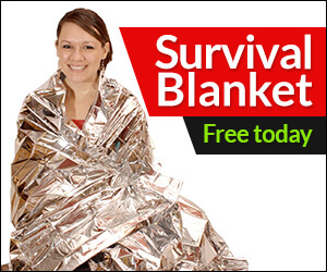 Free Survival Blanket